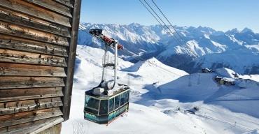 Seznamte se s lyžařským Davosem